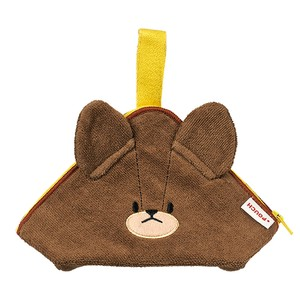 Pouch The Bear's School Onigiri Pouch Face