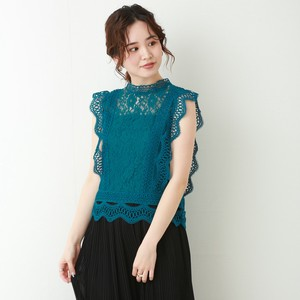 Lace Flickering Blouse