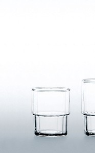 Stack Tumbler Series Glass
