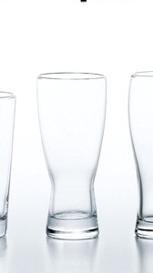 Long Tumbler Series Glass
