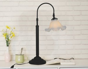 Table-top Lamp Base Movable Black