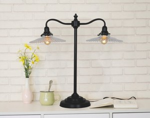 Table-top Lamp Base Black