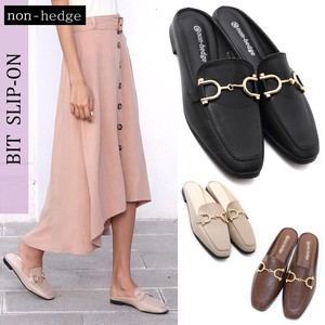 [ 2020NewItem ] Babouche Shoes Slippon