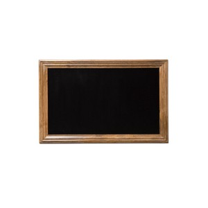 Black Board Ornament