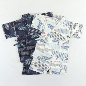 Whale Closs Toddler Jinbei Suits