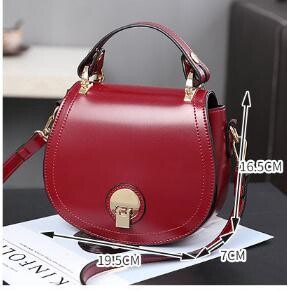 Chain Bag Shoulder Diagonally Bag Piggy Bank Handbag National language