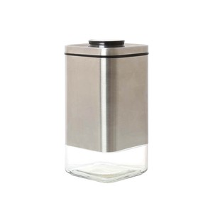 【ダルトン】CUBE JAR WITH PRESS LID M