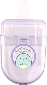 Sumikko gurashi Ice Candy Eraser Purple