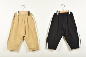 For Summer 8/10Length Wide Pants