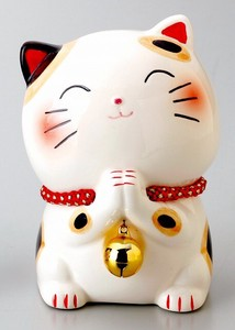 Ornament A Wish Cat Piggy Bank