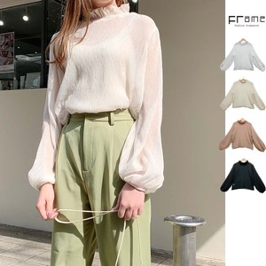[ 2020NewItem ] Reserved items Pleats Blouse