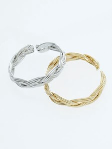 Design Braid Metal Ring