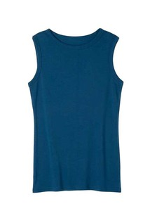 Organic Cotton Basic Sleeveless