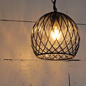 Ball Glass Lamp