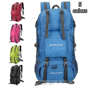 Backpack Backpack Backpack Trip Large capacity Disaster Prevention Water-Repellent