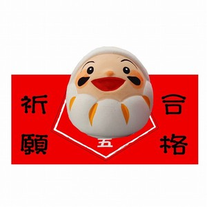 Ornament Passed Decoration Daruma Ornament