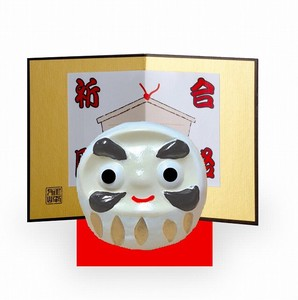 Ornament Passed Daruma Ornament