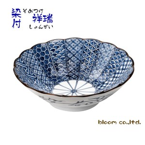 [ 2020NewItem ] SOMETSUKE Shouzui Large Bowl Mino Ware