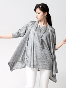Ensemble Long Cardigan Tunic Stole