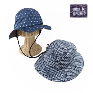 Japanese Pattern Water-Repellent Hat Adventure Hat