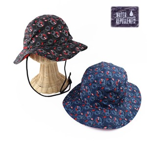 Japanese Pattern Goldfish Water-Repellent Hat Adventure Hat