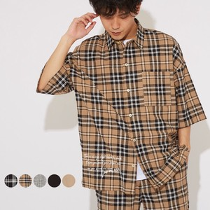 S/S Suit Set Stretch Over Short Sleeve Shirt