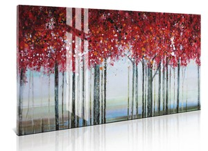 BURNISH WALL ART/NORDIC FOREST1
