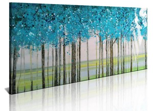 BURNISH WALL ART/NORDIC FOREST5