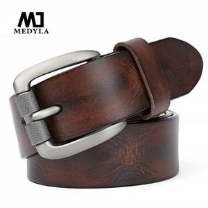 [ 2020NewItem ] High Quality Men's Belt Fashion Buckle Men Casual Vintage