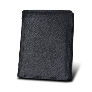 Genuine Leather Cow Leather Multiple Functions Men's Wallet