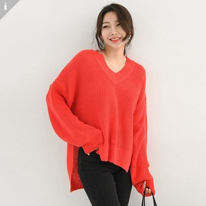 Sweater Knitted Balance Fit Knitted