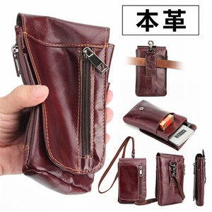 Genuine Leather Cow Leather Storage Leather Belt Elegance