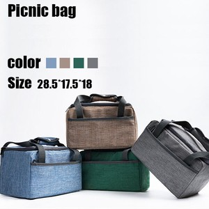 Lunch bag Picnic Bag Lunch Bag Bento (Lunch Boxes) Carry Stripe Tote