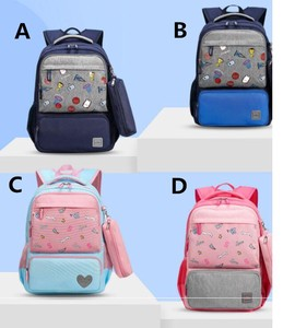 Student Backpack for Kids Backpack Gray