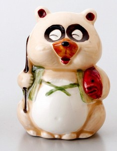 Ornament Japanese Raccoon Ebisu Ornament