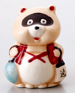 Ornament Japanese Raccoon Passbook Ornament