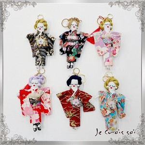 [ 2020NewItem ] 6 Types Charm Mobile Phone Charm Doll
