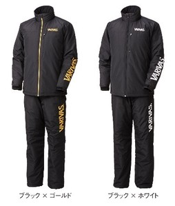 Warm Suits Black Gold Jacket Suits