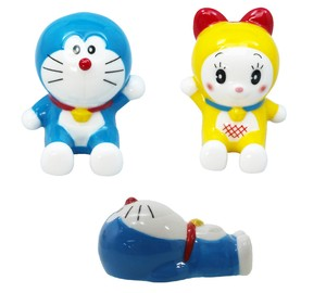 Doraemon Solid Chopstick Rest Pottery