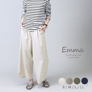 [ 2020NewItem ] wide pants Pants Behind Color