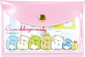 Sumikko gurashi Pouch Sticky Note Ice Cream