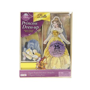 Disney Princes Objects and Ornaments Ornament Wood Magnet