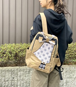 Flare Skirt Nylon Backpack