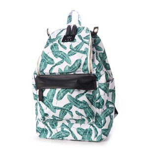 S/S Hall Mark Square Fastener Backpack