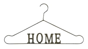 [Abite] Iron Clothes Hanger Home