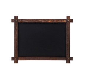 Antique Wooden Board Type Board Black Board