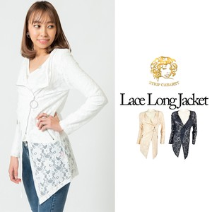 [ 2020NewItem ] Lace Rider Long Cardigan