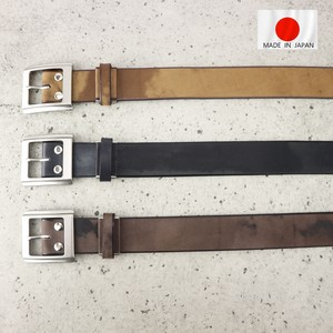 One Sheet Hard Belt Japan