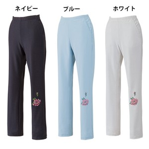 LakeAlster Embroidery Stretch Pants S/S