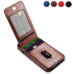 iPhone Case Leather Wallet Card Holder Case Cover Apple iPhone